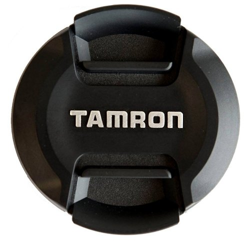 Tamron Tappo Frontale per Obiettivi, 70-200 e 10-24, Nero