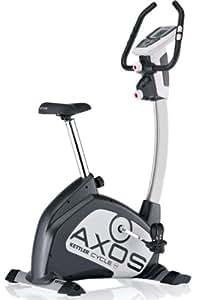 Kettler Heimtrainer Axos Cycle M, silber schwarz