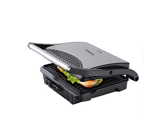 Concord Sandwich Maker/ Grill (1000 W With Oil Drip Tray)