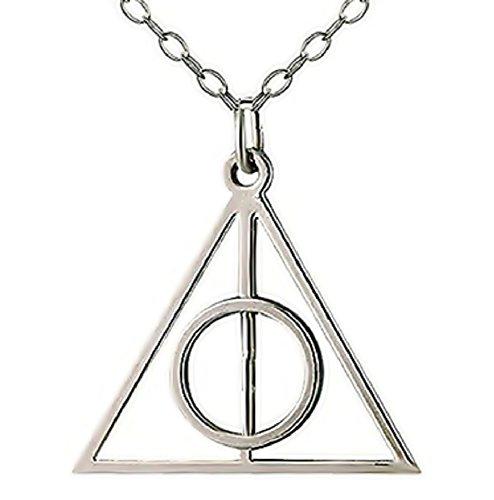 Collar Harry - Reliquias Muerte - Triángulo - Círculo