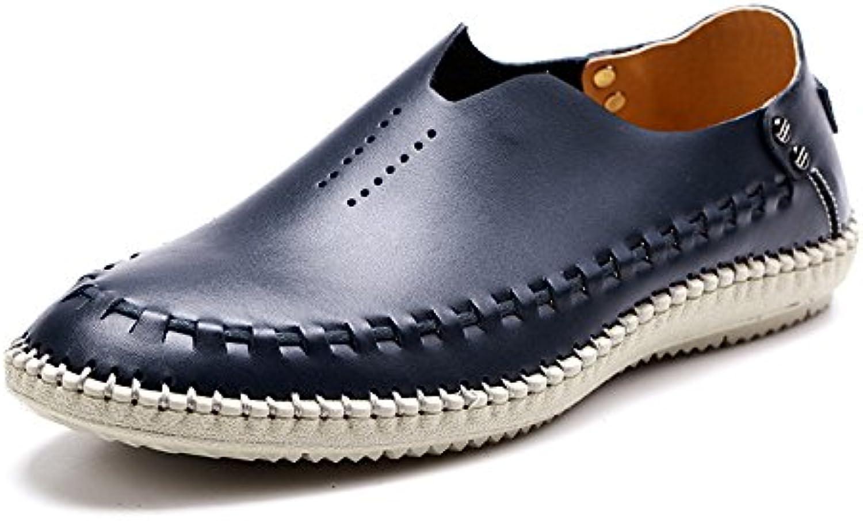 YXLONG Sandalias De Los Nuevos Hombres del Verano Zapatos Huecos Respirables De Los Hombres Calzan Los Zapatos