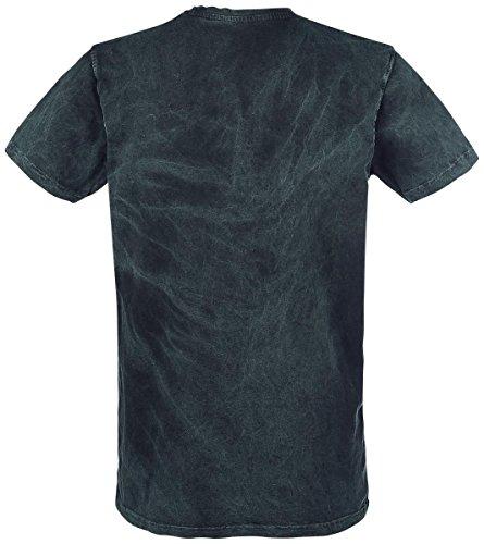 Outer Vision Vintage T-Shirt petrol Petrol