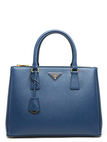 Prada Luxury Fashion Donna 1BA274DOONZVF0016 Blu Borsa A Mano | Primavera Estate 19