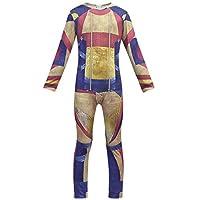 ALAMing Boy Sweatshirts Jay Deluxe Descendants Kids Costume Multicolor (style01, 5-6years)