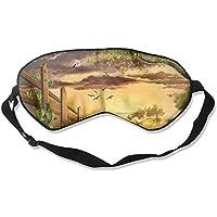 Eye Mask Eyeshade Morning Of Farm Sleeping Mask Blindfold Eyepatch Adjustable Head Strap preisvergleich bei billige-tabletten.eu