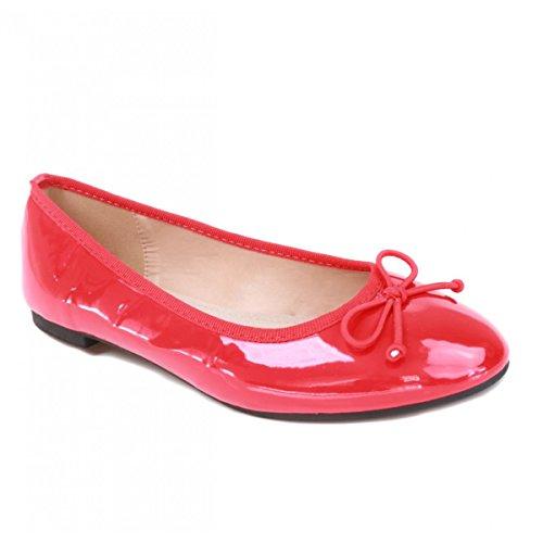 no-name-ballerine-donna-rosso-rosso-40