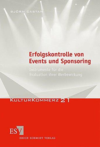 Erfolgskontrolle von Events und Sponsoring