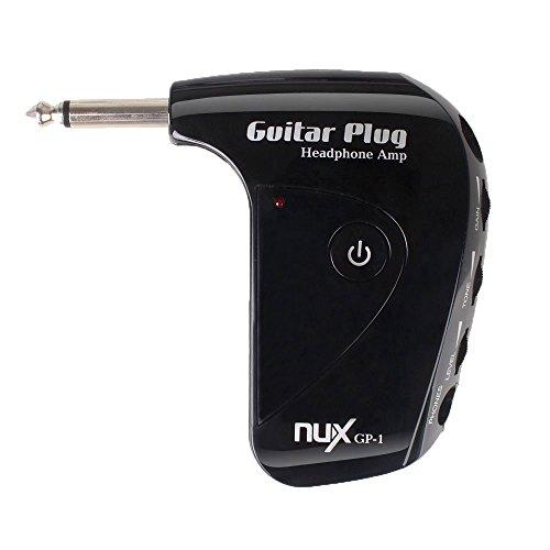 AOLVO GP-1 Guitar Plug Kopfhörerverstärker, Klassische Britische Distortion Für Gitarren
