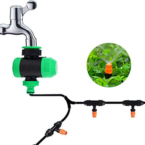 TQ 2 Stunden Automatische Mechanische Wasser Timer Schlauch Sprinkler Bewässerungssteuerung Gartenbedarf Tropfbewässerungssteuerung