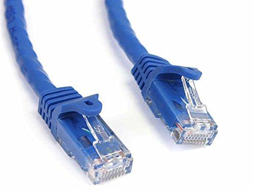 StarTech.com N6PATCH100BL 30.49m Blu cavo di