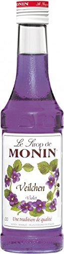 Monin Sirup Veilchen 0,25 l Monin Rose