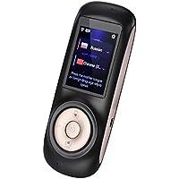 Dispositivo de Traducción de Voz y Texto en Múltiples Idiomas Inteligente en Tiempo Real WiFi + Hotpot Soporte de Intérprete de Bolsillo de 52 Idiomas con HD Pantalla Táctil de 2.4 pulgadas (Negro)
