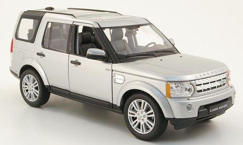 land-rover-discovery-4-silber-modellauto-fertigmodell-welly-124