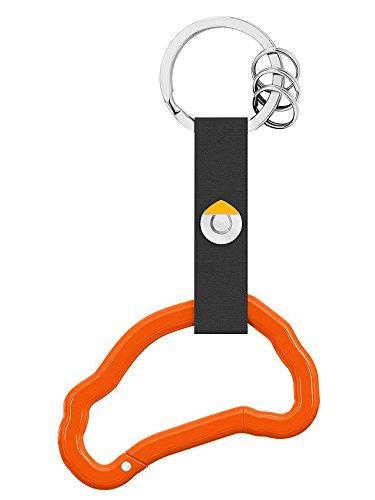porte-cle-arancione-smart-fortwo-forfour-453-3591