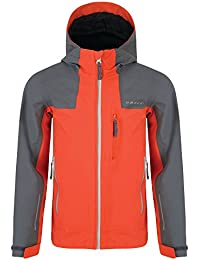 DARE2B RESONANCE II JACKET TRAIL BLAZE GREY - (9-10)