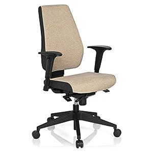 hjh OFFICE Büromöbel, dunkelgrau/beige