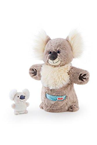 Trudi - Marioneta de Peluche Koala con bebé 29996