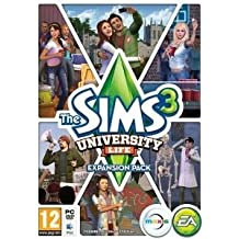 The Sims 3: University Life [Importación Inglesa]