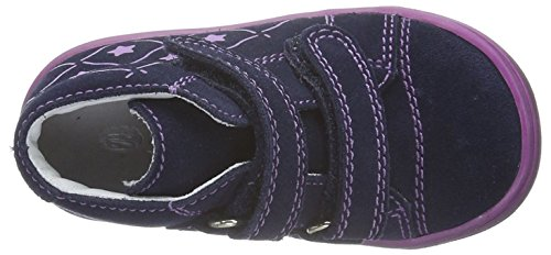 Richter Kinderschuhe Dandi S, Baskets Basses Fille Bleu - Blau (atlantic 7200)