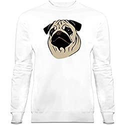 Sudadera Pug by Shirtcity