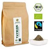 Bio Fairtrade Thymian getrocknet & gerebelt aus Usbekistan (150g)