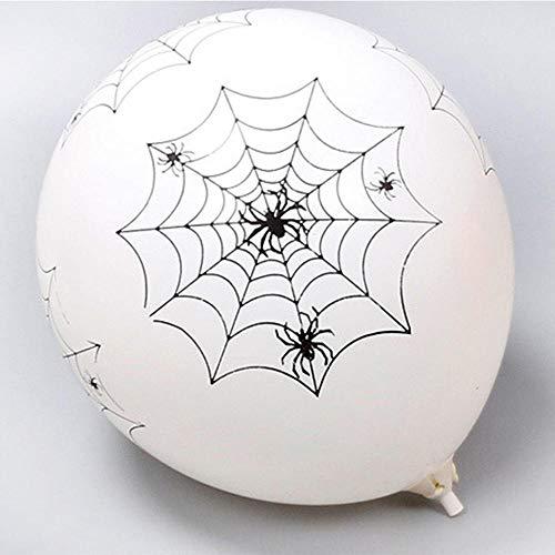 uliaadela Big Ballon Dekoration Halloween Party Prop 15PCS, Abschnitt C (C Abschnitt Kostüm)
