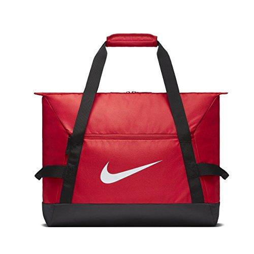Nike Academy Team Tasche Medium, University Red/Black/White, 48.5 x 30.5 x 38 cm