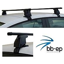 Dachträger 90114006 für Seat LEON - 5 Türen (Schrägheck) - ab Baujahr 2013 bis heute mit normalem Dach (nicht für Fahrzeuge mit Glass-Dach)