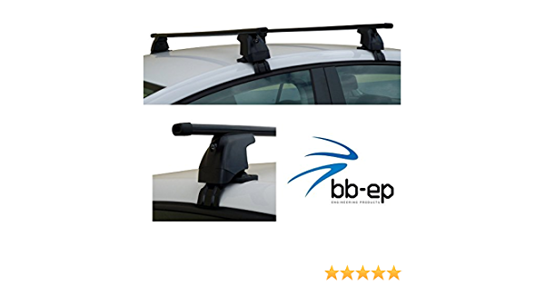 Bb Ep Dachträger 90114078 Für Toyota Verso S 5 Türen Schrägheck Ab Baujahr 2011 Bis Heute Mit Normalem Dach Auto