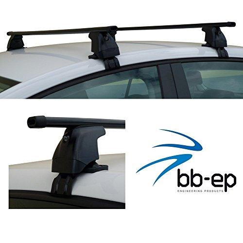 BB-EP Dachträger 90114083 für Volkswagen Golf VI (Golf 6) - 5 Türen (Schrägheck) - ab Baujahr 10/2008 bis 07/2012 mit normalem Dach