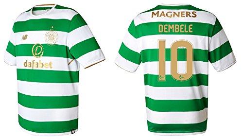 Trikot Herren Celtic Glasgow 2017-2018 Home - Dembele 10 (XL)