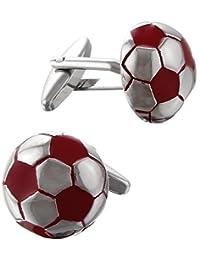Code Red Manschettenknöpfe Fußball