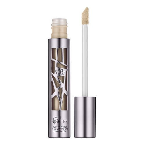 Full Coverage Concealer (Urban Decay All Nighter Waterproof Full Coverage Concealer - # Fair (Warm) 3.5ml)
