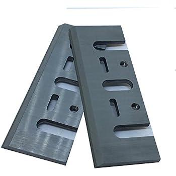 Bosch CARBIDE PLANER BLADES 2 x 75mm Black /& Decker