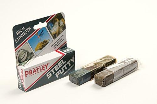 20-x-pratley-steel-metal-adhesive-epoxy-putty-125g-84136-new