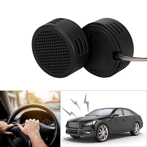 Fansport 2PCS Auto HochtöNer Universal Professional Auto Lautsprecher Audio HochtöNer