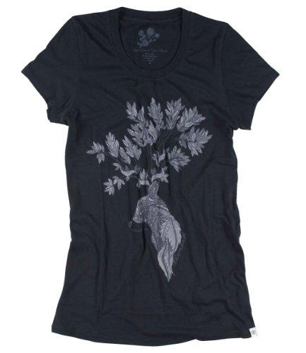 Element Forest Lown SSDCN T-shirt pour femme noir