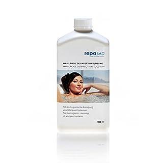 Repabad Desinfektionsmittel Whirlpool Desinfektion & Reiniger 1 Liter