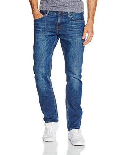 Tommy Hilfiger Denton, Jeans Uomo, Bleu (Amsterdam Blues), W33/L34