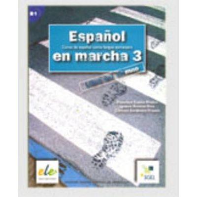 Espanol En Marcha: Libro Del Alumno + CD (1) 3 (Espanol en Marcha) (Mixed media product)(Spanish) - Common