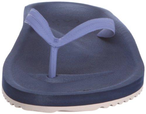 flip*flop daybed candy 30146 Unisex-Erwachsene Zehentrenner Blau (pool/ deep night/ lotion 432)