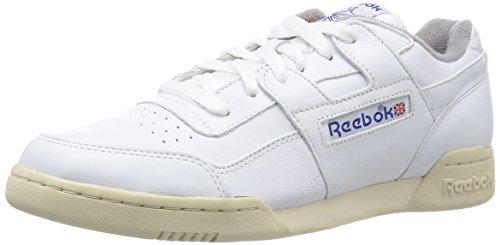 U Reebok Workout Reebok White U White Plus R12 SEwgFgdxq
