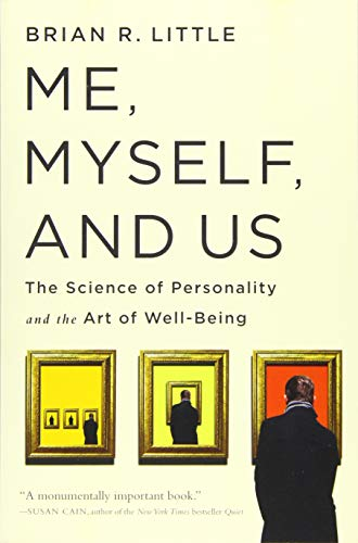 Korsett-typ (Me, Myself, and Us: The Science of Personality and the Art of Well-Being)