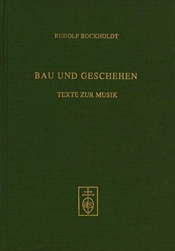 exte zur Musik: Zum 75. Geburtstag des Autors (Bau-geburtstag)