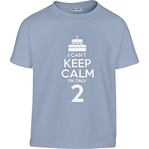 2. Geburtstag - Can't Keep Calm I'm Only 2 Kleinkind