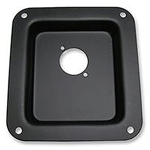 CONNECTION PLATE - 1X SPEAKON/BLACK External Length / Height: 110.5mm External Width: 102.5mm Fixing Centres: 82.5mm A connection plate for a variety of applications including P.A. cabinet speakers. Steel construction, nickel plated or black enamelled Fixing centres (WxH): 82.5 x 95mm Overall dimensions (WxH): 102.5x110.5mm Supplied with or without connectors XLR female and speaker connectors have the same