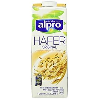 Alpro Soya Haferdrink, 8er Pack (8 x 1 l)