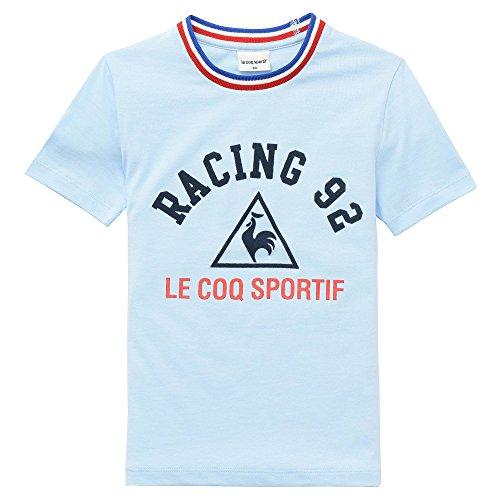 ed389cb3fdf4 Le Coq Sportif T-shirt junior de présentation Racing 92 2017/2018