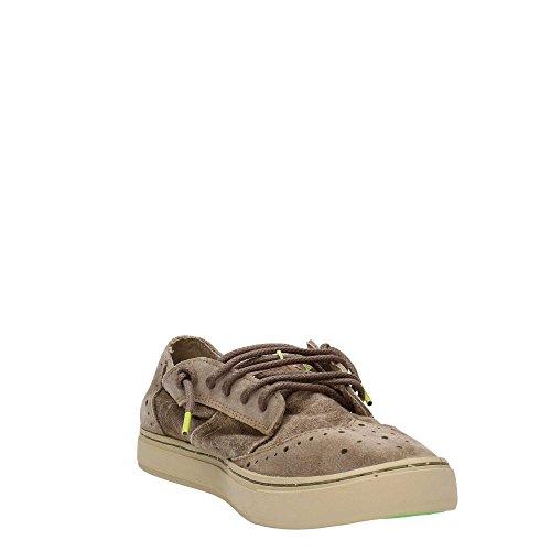 SATORISAN 161.019 Yukai gravier chaussures beige homme lacets derby Beige - Tortora