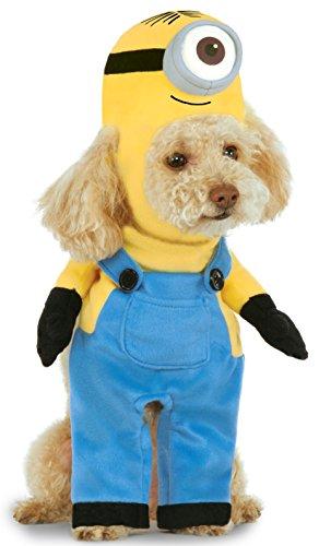 Rubies Costume Company Minion Stuart Arme Pet Anzug (Minion Hund Anzug)